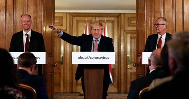 英媒披露「若北京路線不變」 英國擬5年內承認台灣主權