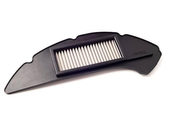 Ferrox gunakan teknologi motif anyaman di filter udara terbarunya untuk All New Nmax. Ferrox