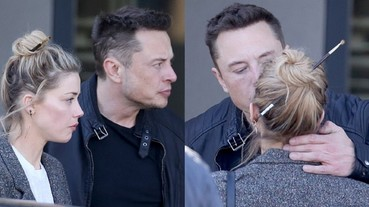正義聯盟「梅拉」再度與超級富豪復合 當初是 Amber Heard 甩了伊隆馬斯克!