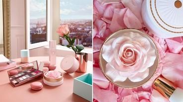 融化少女心!超夢幻「玫瑰蜜粉」裡頭竟裝了一整朵的玫瑰花?