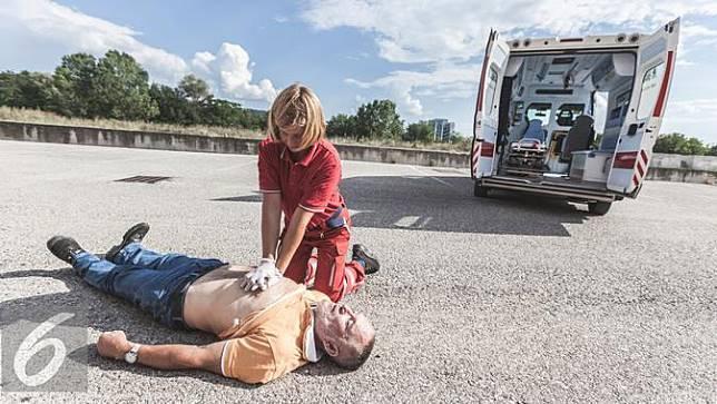 Serangan jantung terjadi karena asam lambung naik, benarkah? (iStockphoto)