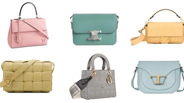 從LV、Celine、Fendi到BV...這「6款」春夏粉色包特搜,讓妳在溫暖季節裡,感受戀愛氣息