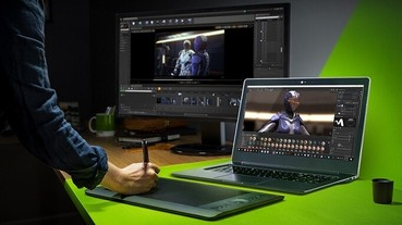 Computex 2019:NVIDIA Studio 發布、整合 RTX GPU 與 NVIDIA Studio Stack 軟體,為創造者帶來工作站效能筆電
