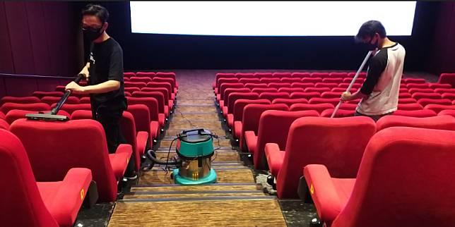 Cinema XXI/Fani Simatupang
