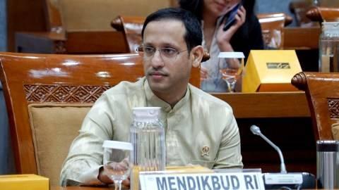 Hardiknas, Nadiem Podcast Bareng Jokowi soal Pendidikan Harus Merdekakan Manusia