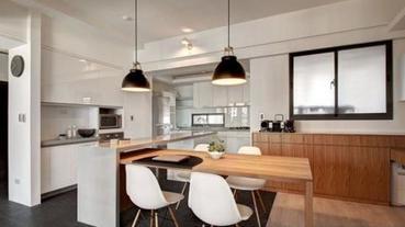 7種餐廚空間好設計,讓用餐成為一種享受