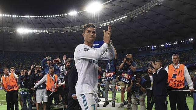 Pekan Depan, Cristiano Ronaldo Temui Suporter Juventus di Turin