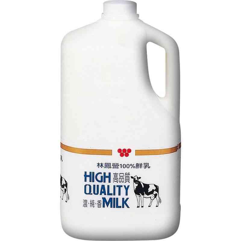 林鳳營鮮乳高品質濃純香,完全使用100%最頂級生乳製造。 含有豐富的蛋白質、鈣質、維生素等營養成份,以及最濃純香的口感,是最適合全家人飲用的乳品。 ※ 製造日期與有效期限,商品成分與適用注意事項皆標示