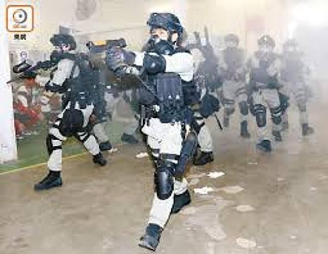 由於懲教署飛虎隊有多次在監獄平亂的經驗,相信有助警隊止暴制亂。