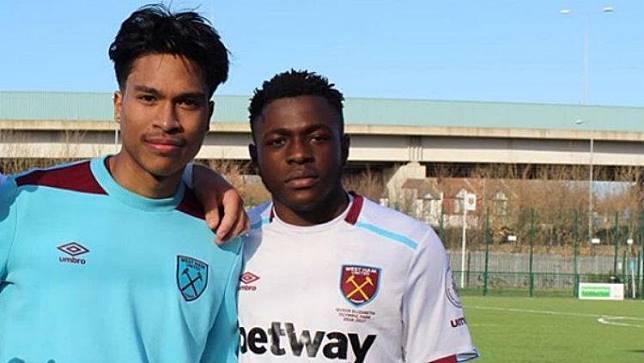 Eksklusif, Bintang Muda Indonesia Buka Suara soal Kabar Gabung West Ham United