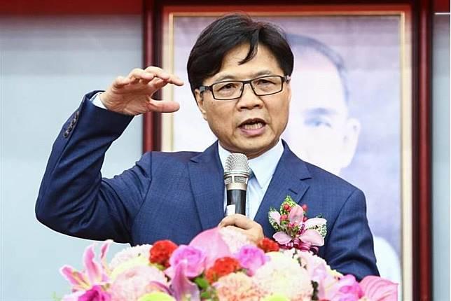 葉俊榮今正式接任教育部長,針對台大校長遴選案,葉俊榮直言「不宜久拖」。(鄧博仁攝)