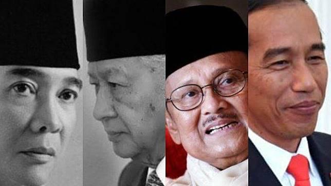 4 Presiden Indonesia Lahir di Bulan Juni, Berikut Istimewanya Orang yang Terlahir di Bulan Ini