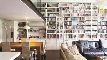 書櫃怎麼設計最實用