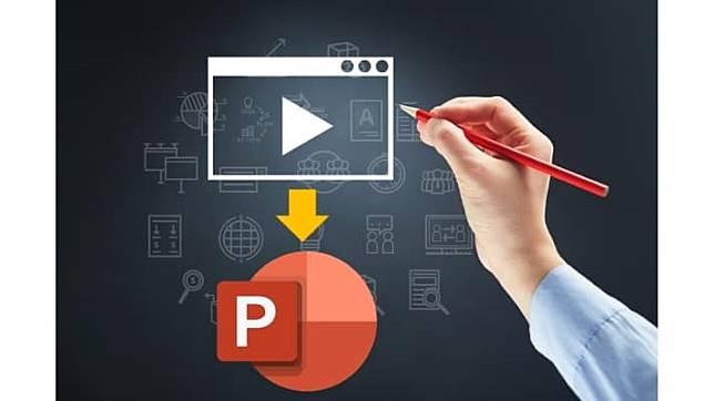 วิธีแนบไฟล์วีดีโอ PowerPoint ส่งทางอีเมล