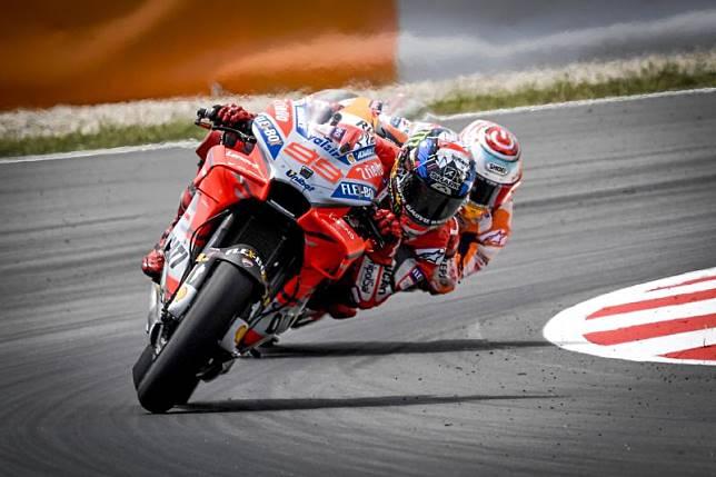 Harapan Lorenzo di MotoGP Republik Ceko 2018