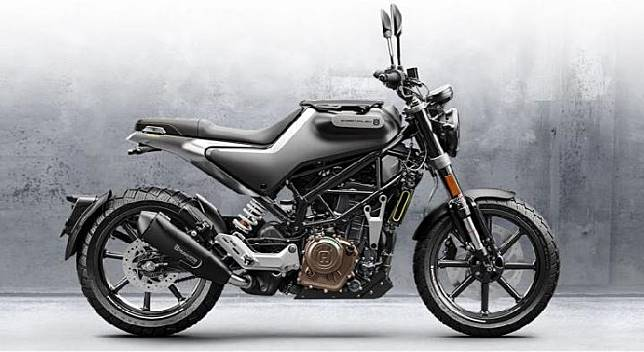 Husqvarna Svartpilen 250. (India Today)
