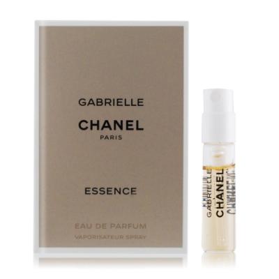 CHANEL 香奈兒 GABRIELLE嘉柏麗 ESSENCE琉金香水(1.5ml)-隨身針管試香
