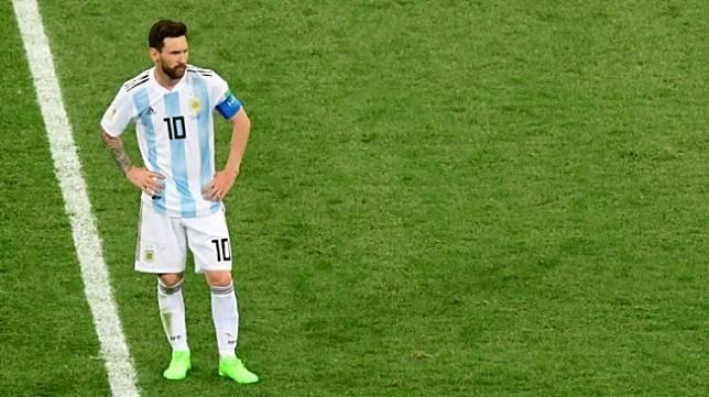 Messi Jalani Hari-hari Terakhir Berkostum Argentina?