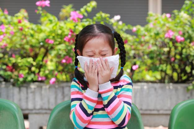 Mengenal Jenis-Jenis Alergi pada Anak dan Gejalanya