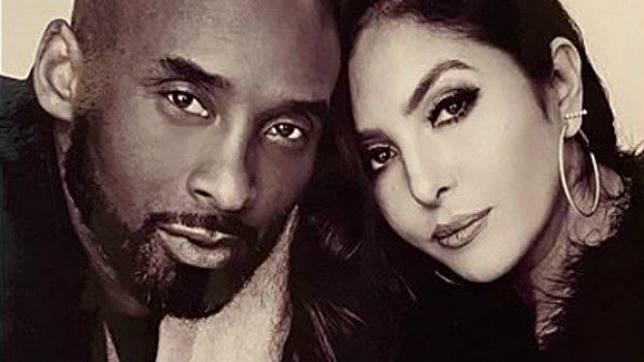 Vanessa Bryant dan Suami Kobe Bryant
