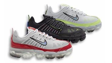 新聞分享 / 考故覽新 Nike Air Vapormax 360 集結兩個重要里程碑作品