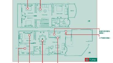 合理配置70坪格局滿足全家人需求