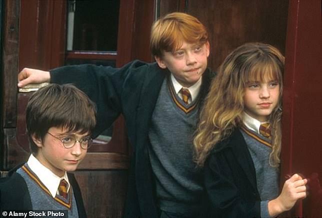 《哈利波特》原來上映至今已差唔多有20年!