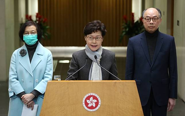 Hong Kong's government is sleeping on the job as the coronavirus adds to challenges facing globalisation