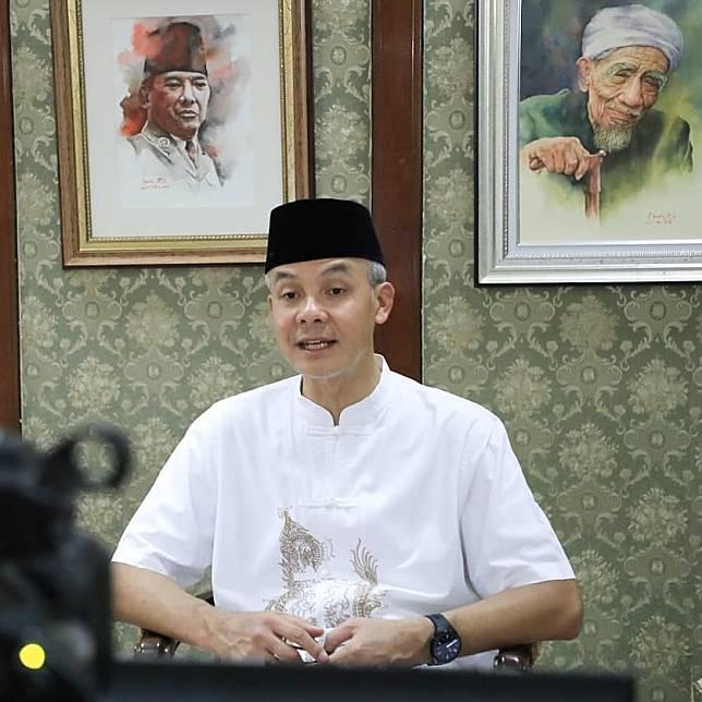 Gubernur Jawa Tengah Ganjar Pranowo (Instagram)