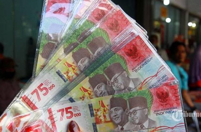 Uang edisi khusus Rp 75.000 hanya buat koleksi?