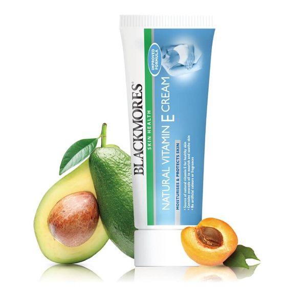 澳佳寶-維生素E乳霜 升級版(冰冰霜)50G/條-旅行日常必備保養品/BLACKMORES 大樹