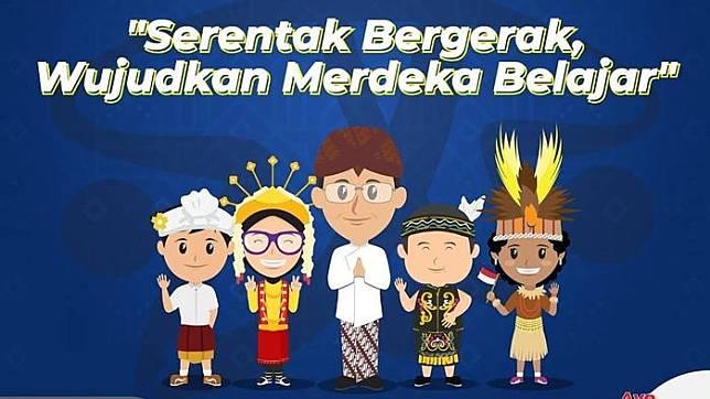 Peringatan Hardiknas, antara Konsep Program Pendidikan Indonesia Saat Ini dan Ki Hajar Dewantara