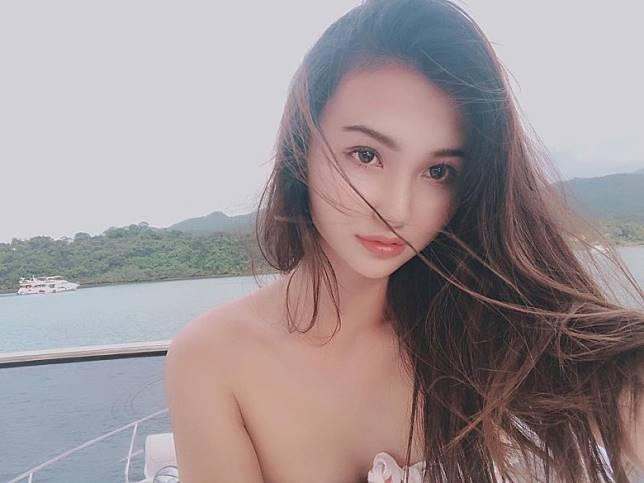 吳玥彤曾經參選港姐。