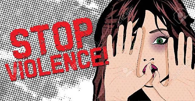 Ilustrasi tindak kekerasan. 123rf.com