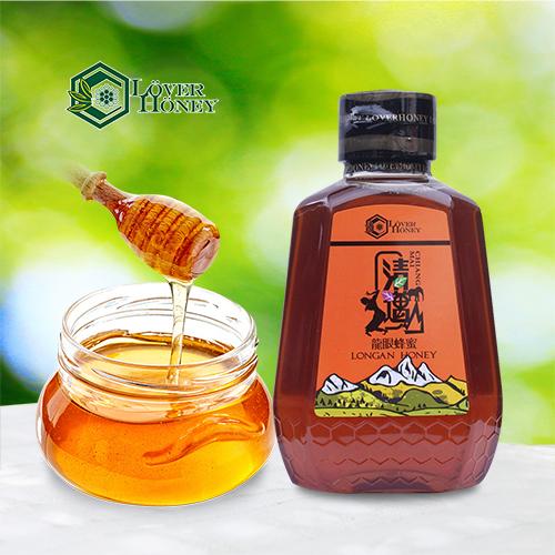 【情人蜂蜜】清邁龍眼蜂蜜 (375g/瓶)*1瓶