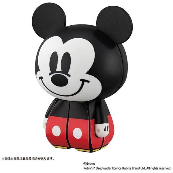 大賀屋 日貨 米奇 米妮 維尼 魔術方塊 模型 擺飾 裝飾 玩具 擺件 迪士尼 正版 L00011697