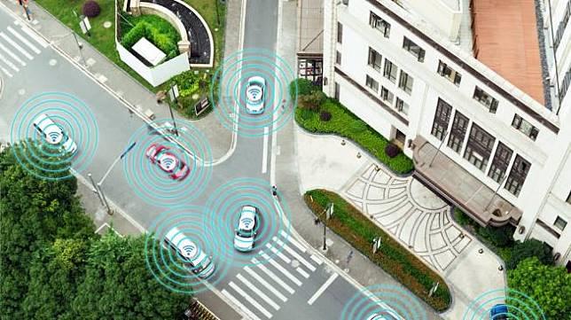 Ilustrasi sensor mobil [shutterstock]