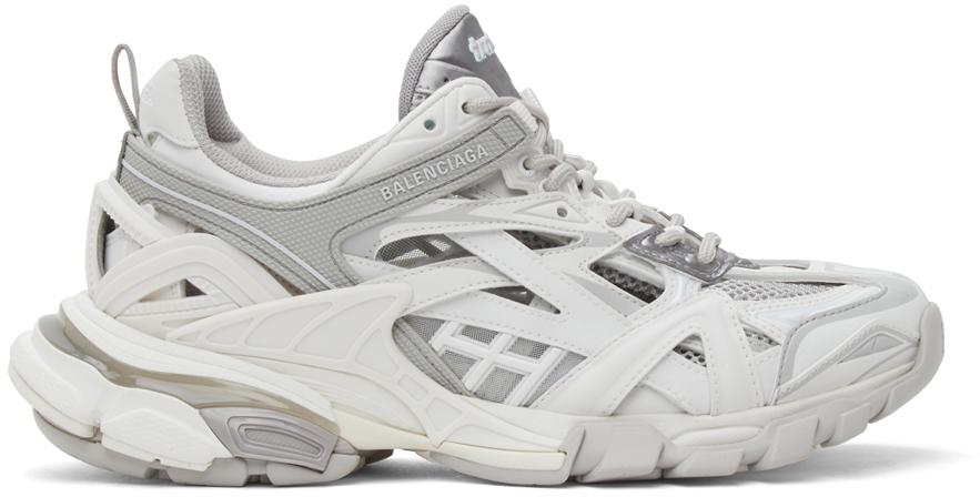 Balenciaga 白色 Track.2 运动鞋