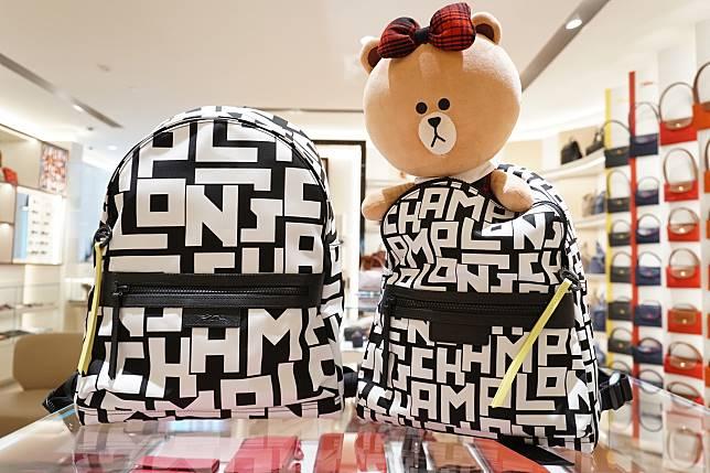 Le Pliage LGP Backpack(小:$2,500、大:$3,150)