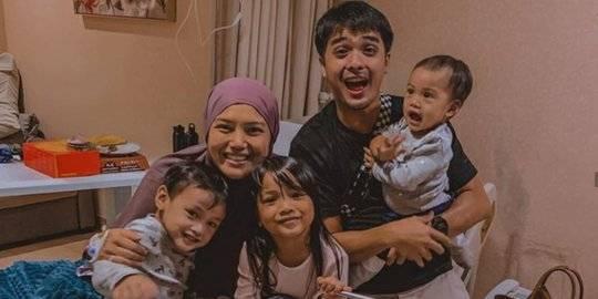 Istri Sebut Ricky Harun Ingin Punya 5 Anak