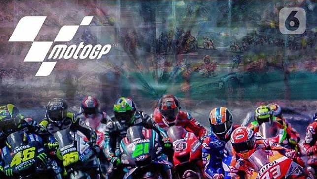 ilustrasi motogp (UNIKOLOGI.COM/Abdillah)