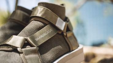 不用再怕像阿公!Brandblack 推出「一體成型」拖鞋 X 襪子免搭配