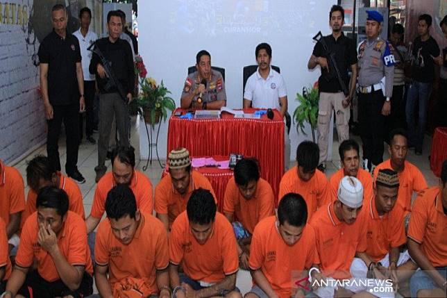 Polresta Banjarmasin ungkap 18 kasus curanmor selama Operasi Jaran