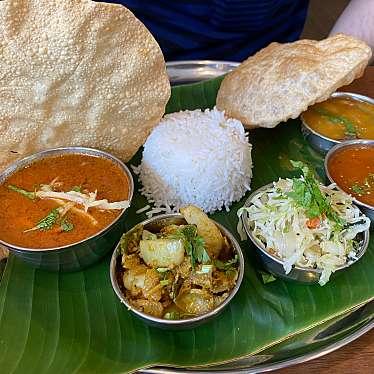 南インド料理 スリクウリメスのundefinedに実際訪問訪問したユーザーunknownさんが新しく投稿した新着口コミの写真