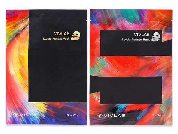 韓國 VIVLAS~茶秘奢華水潤/煥顏 面膜(單片30g) 款式可選【D530363】