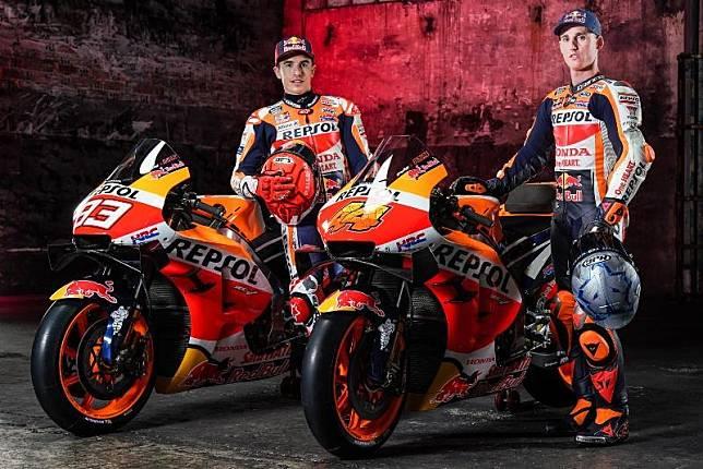 Pol Espargaro Tak Banyak Dapat Petuah dari Marc Marquez untuk Adaptasi di Honda