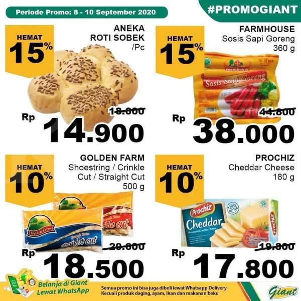 Katalog Promo Giant Hari Ini 9 September 2020 Diskon Weekday Kontan Co Id Line Today