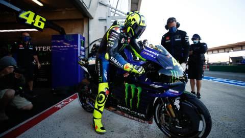 Punya Kenangan Manis, Valentino Rossi Pede Bangkit di MotoGP Spanyol
