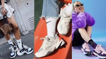 Nike、adidas Originals 紛紛上榜!盤點 2018 年 5 雙帥到讓男生羨慕的女鞋!