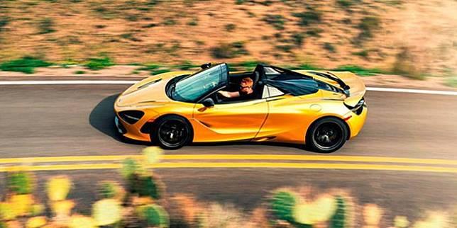 McLaren tak berminat buat SUV (Zing)